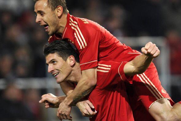 En el duelo contra el Stuttgart, club del que precisamente surgió, 'Supe...
