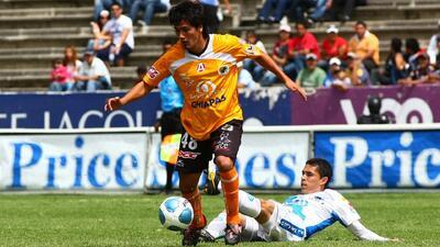 El 'Burrito' Hernández, un ejemplo de paciencia y perseverancia en el fútbol mexicano