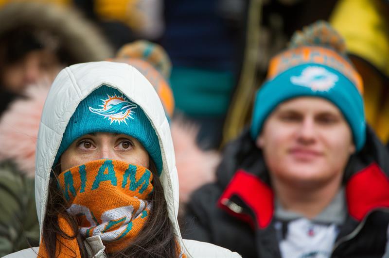 Colorido y espectáculo fuera de competencia en los 'wild card' de NFL 63...