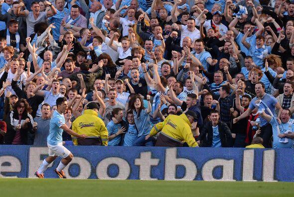 El argentino estaba firmando un partido destacado.