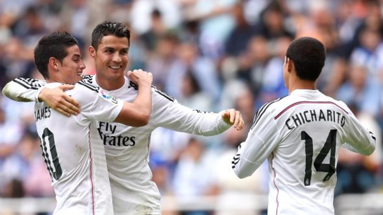 El Madrid prepara su partido ante el Elche con cambios en el once titula...