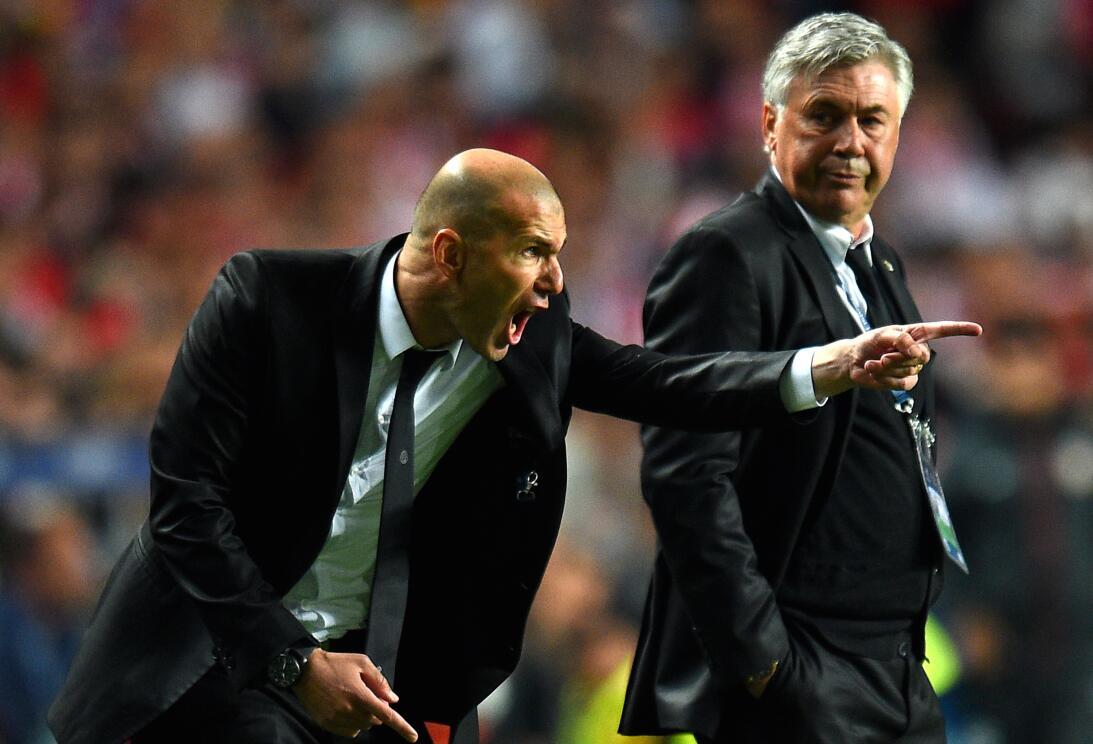 Bayern-Real Madrid y Barcelona-Juventus, duelo de 'conocidos' en la Cham...