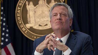 Bill de Blasio anuncia plan de 10 años para reparar viviendas públicas de NYCHA