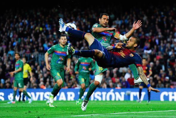 El Barcelona no tuvo muchas complicaciones, pero su juego no fue muy luc...
