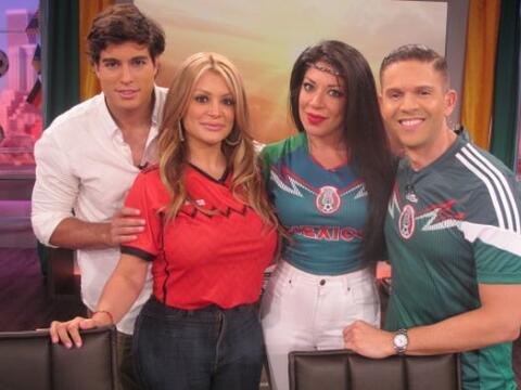Marisol y Vicky fueron conductoras por un día de El Gordo y la Fl...
