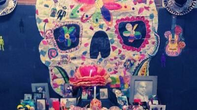 Altares de Muerto, una tradición muy viva en Chicago