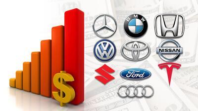 Estas son las marcas de carros más valiosas de 2018