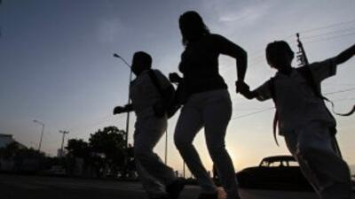Ni las escuelas escapan ya a la delincuencia en México.
