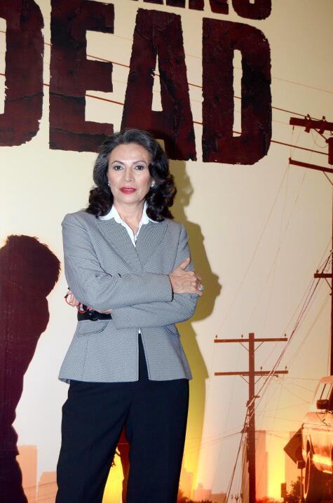 Patricia Reyes Espíndola dio conferencia por su participación en 'Fear t...