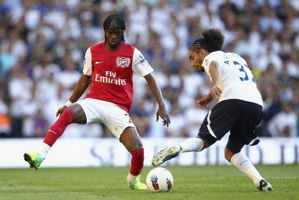 Pero el duelo que todos esperaban era el Tottenham ante Arsenal.