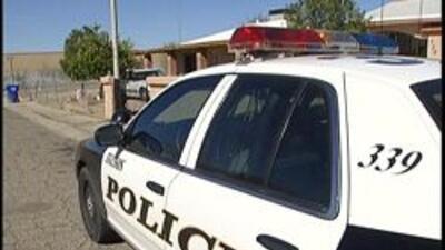 La policia de Tucson en patrullaje