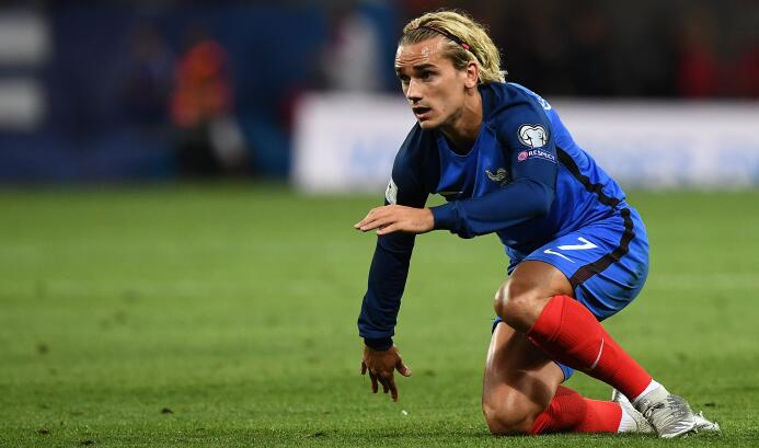 Francia ni con Kylian Mbappé logró vencer en casa a Luxemburgo GettyImag...