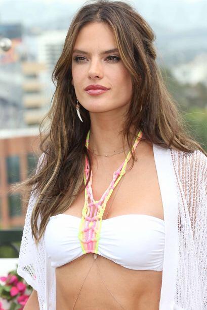 Sin duda que Alessandra tiene bien ganado su apodo de 'angel'