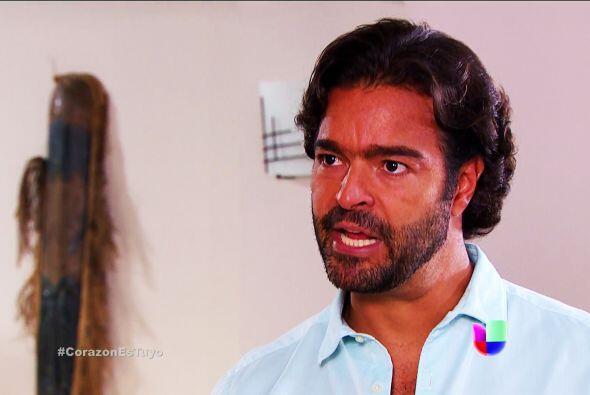 Entiéndelo Diego y deja ese coraje atrás, Fernando y tú llevan la misma...