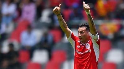 ¡Todo un capitán! Rubens Sambueza es consciente que debe ser el primero en dar ejemplo en el Toluca