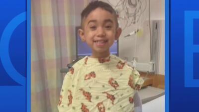 La historia de un niño hispano cuya vida depende de un donante de médula ósea