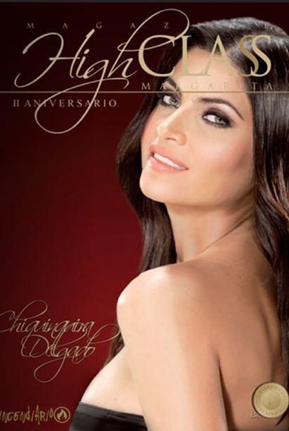 Otro edición especial que protagonizó  'Chiqui' Delgado fue la portada d...