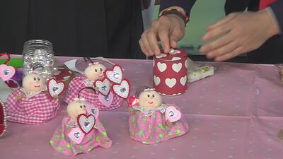 Decoraciones creativas y de bajo costo para este Día de San Valentín