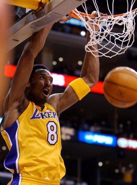 Kobe siempre fue de menos a más. ¡Nunca dejó de sorprender! En la campañ...
