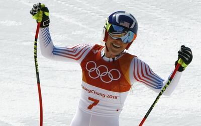 Lindsey Vonn gano su tercera medalla olímpica, por siete de Campe...