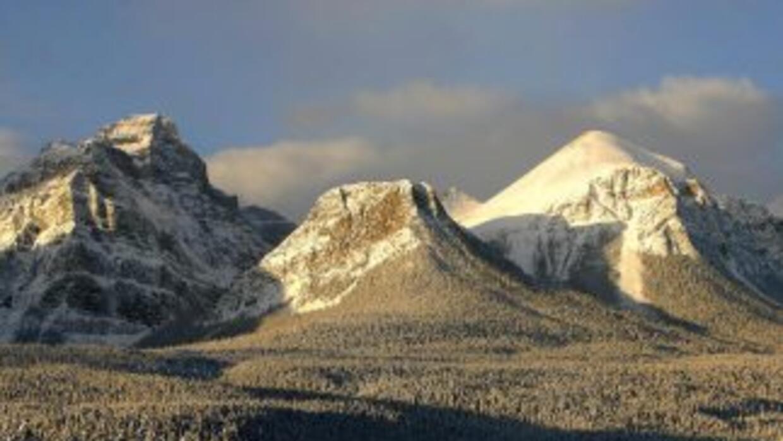 Montañas Rocallosas de la provincia de Alberta, Canadá.