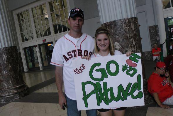 Los Astros tienen la ventaja de jugar en casa…