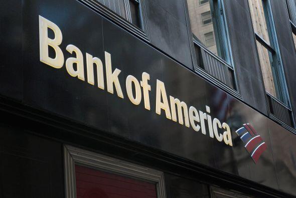 BANK OF AMERICA- Bank of America volvió a registrar beneficios en 2011,...