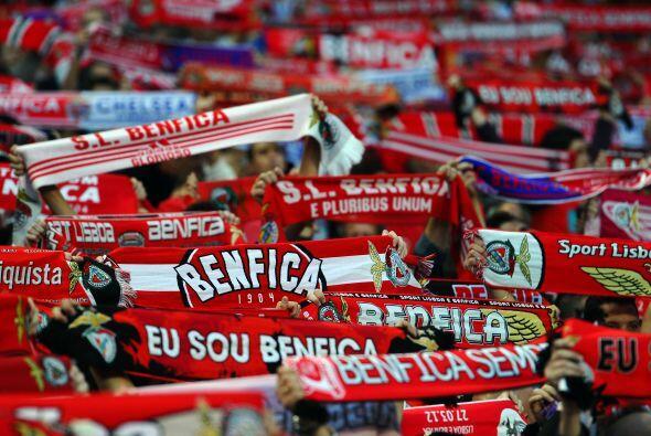 Por su parte, el Benfica viaja a la capital británica dispuesto a...
