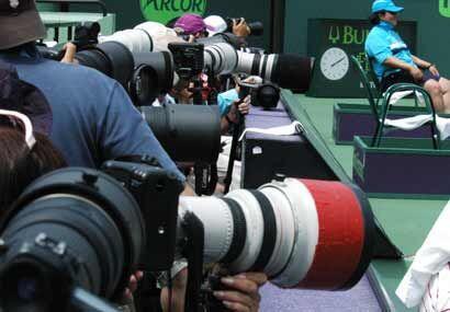 Fotógrafos de todo el mundo tienen sus cámaras listas para captar el mej...