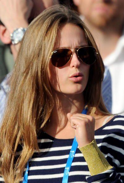 La novia del tenista escocés Andy Murray es la misma que le había dejado...