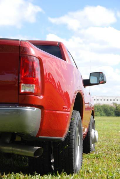 La Ram mejoró la suspensión y equipa frenos ABS de serie así como contro...