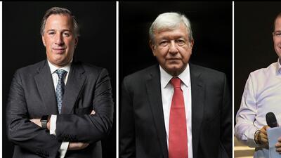 Así se transportaron los candidatos a la Presidencia de México durante sus campañas