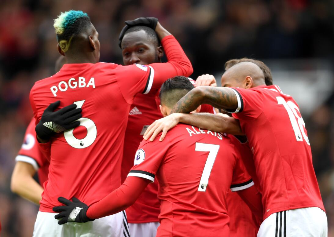 1. Manchester United (Inglaterra) - 831,4 millones de dólares