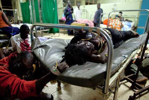 Kayihura vinculó el atentado con amenazas recientes de insurgentes islam...