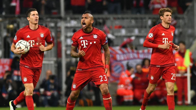 El Bayern Munich solo necesita la victoria para ser Campeón.