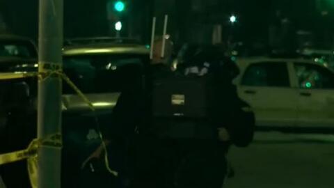 'Los Ángeles en un Minuto': un hombre se quita la vida luego de atrinche...
