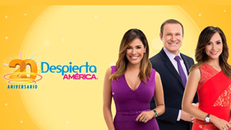 Despierta América 20 años - promo 2017