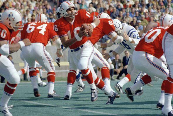 7. Jim Plunkett (1971).- New England Patriots.