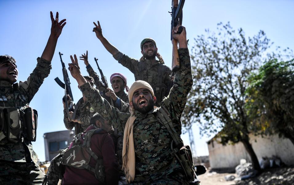 Reconquista Raqqa