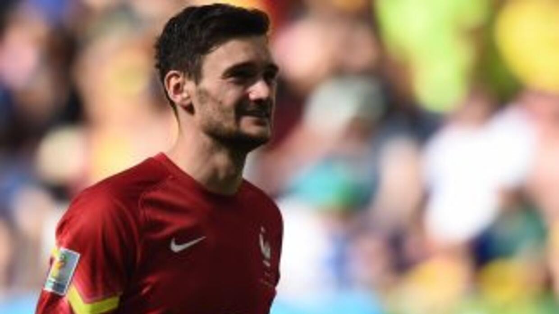 El arquero aseguró que esta selección de Francia busca hacer su propia h...