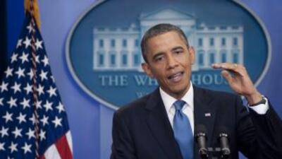 El gobierno del presidente Barack Obama prepara una estretegia para dism...