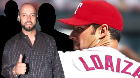 Esteban Loaiza, exjugador de las Grandes Ligas de béisbol, est&aa...