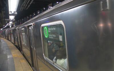 Un hombre fue atacado con un objeto cortante en la estación de Union Squ...