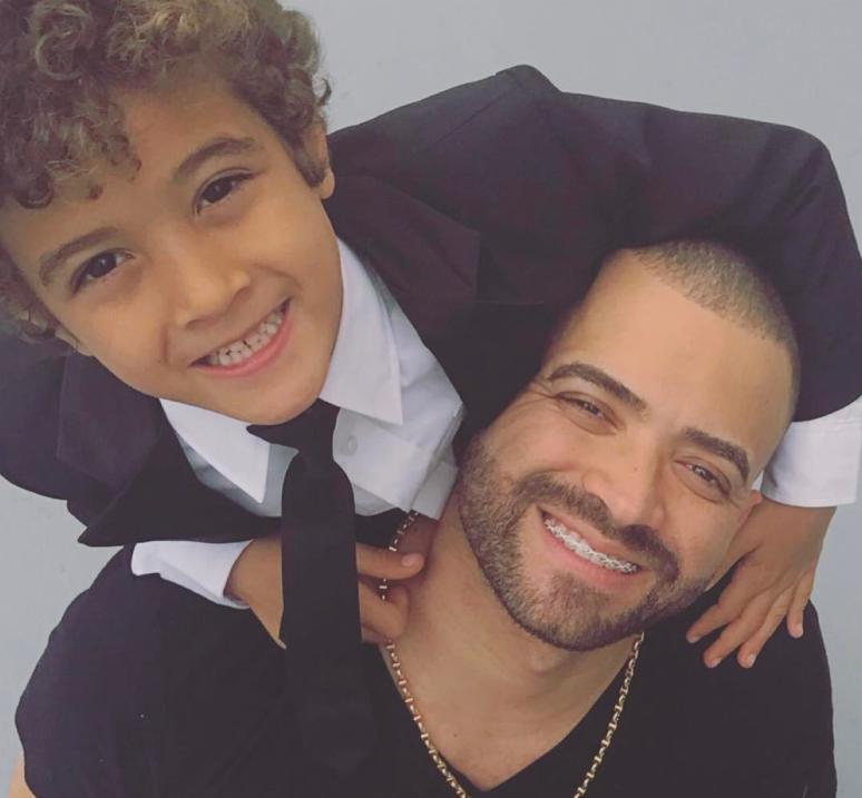 Los hijos de Nacho 'Miguelito' Mendoza