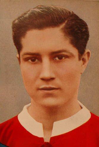El paraguayo Arsenio Erico es el máximo anotador en Argentina, con 295 e...