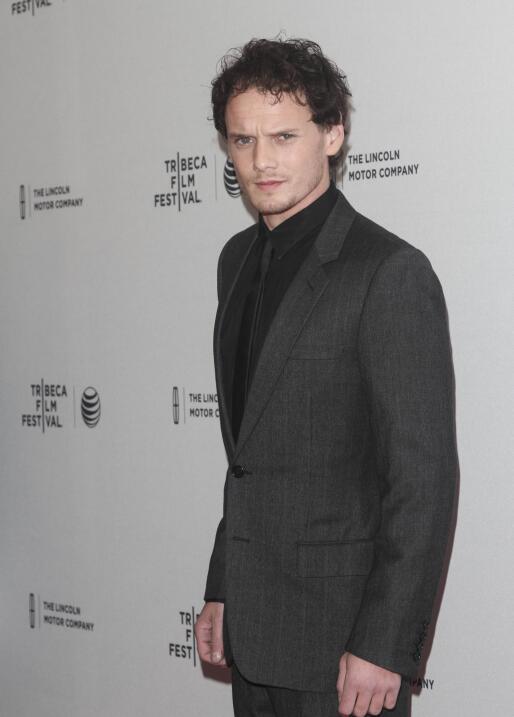 Falleció el actor Antón Yelchín