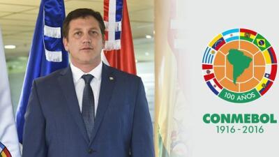 Alejandro Domínguez nueva cabeza de la Conmebol