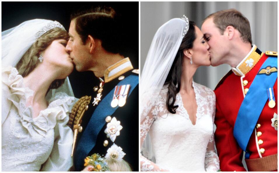 Desde su matrimonio, la presencia de la princesa Diana se hizo evidente....