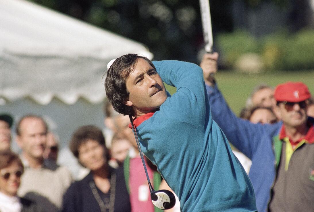 Sergio García: Campeón del Abierto de Augusta Severiano Ballersteros.jpg