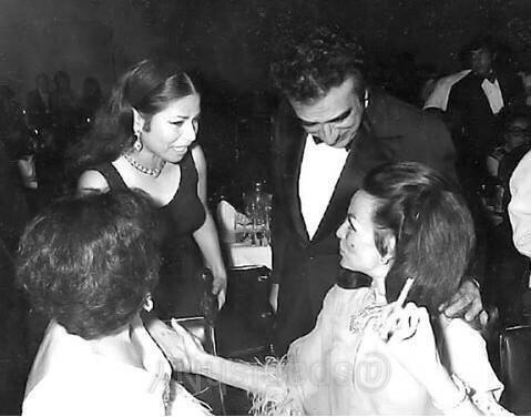 Momento para recordar: cuando conoció a María Félix.
